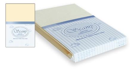 Scamp Gumis lepedő 60x120 / 70x140 - Vanília