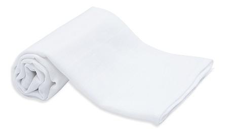 Scamp Tetra Textilpelenka 10 db-os - Fehér