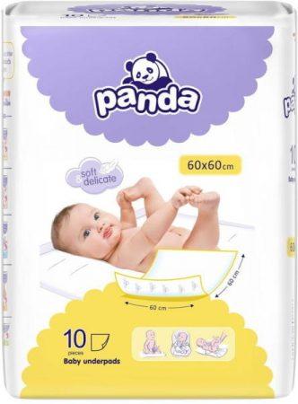 Panda Pelenka betét 60 x 60 cm - 10 db
