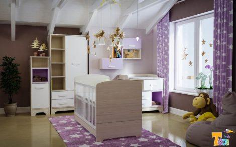 Todi Ice Cream Berendezett Babaszoba - Ingyenes Házhoz Szállítás