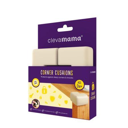 Clevamama sarokvédő bézs színű 4 db-os