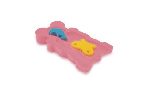 Baby Care Maxi Szivacs Babatartó - Pink