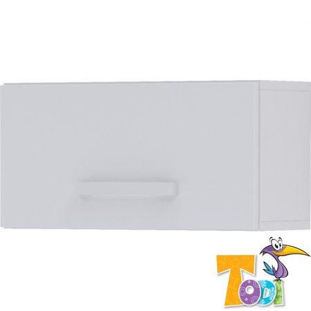 Todi White Bunny – felnyílós kis szekrény