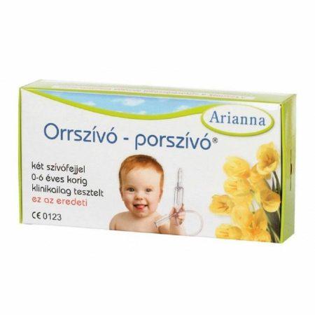 Arianna orrszívó-porszívó
