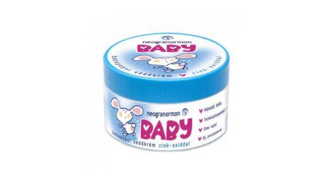 Neogranormon Baby Babapopsi Védőkrém Cink-oxiddal 100 ml