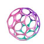 BS OBALL RATTLE játék 10 cm Rózsaszín/ Lila 0hó+
