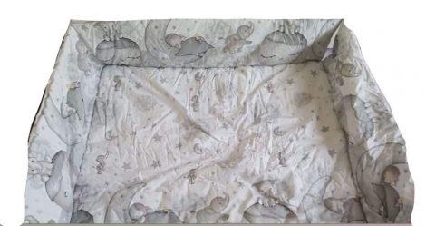 Járókabetét 100x100-as és 102x102-es - Szürke Elefántos