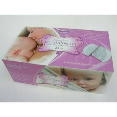 BabyBruin Hygienic Komfort Melltartóbetét - 24 db/csomag