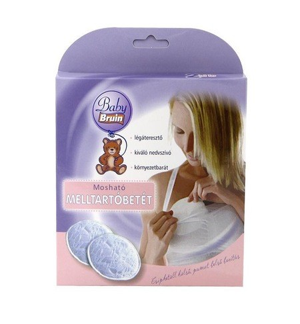 BabyBruin mosható melltartóbetét 2 db-os