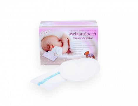 BabyBruin melltartóbetét higiénikus csomagolásban 24 db/csomag